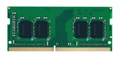 Оперативна пам'ять So-Dimm GoodRam DDR4 16GB 3200MHz (GR3200S464L22S/16G) (6687848)