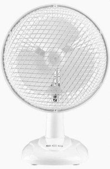 Вентилятор ECG FT 15a (20Вт, 15см, 2 скор, настольный)