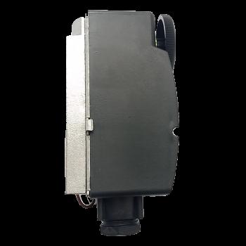 Термостат накладний Tervix Pro Line 101010 чорний