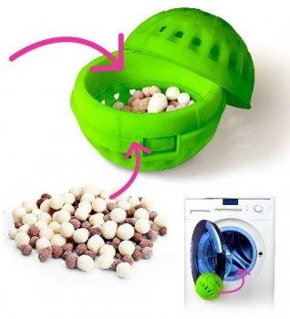 Еко-Куля для прання, Аромат Жасмину, Ecozone, 1000 прань