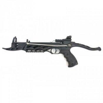 Арбалет Man Kung рекурсивный, пистолетного типа, Black (TCS1-BK)