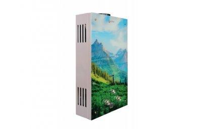 """Газовый проточный водонагреватель RODA JSD20-A8 """"Горы"""""""