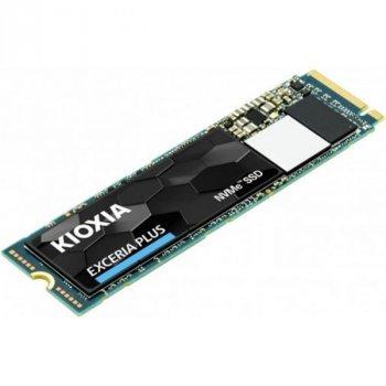 Kioxia Exceria Plus SSD 1Tb M.2 2280 PCIe 3.0 x4 TLC (LRD10Z001TG8)
