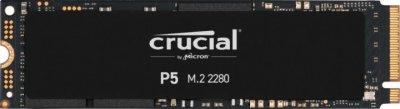 Crucial P5 NVMe SSD 2TB M.2 2280 PCIe 3.0 x4 TLC 3D NAND (CT2000P5SSD8)