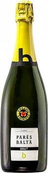 Вино игристое Pares Balta Cava Brut белое брют 0.75 л 11.5% (8410439034354)
