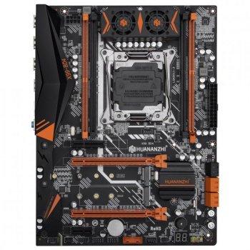 Материнская плата Huananzhi Gaming X99-BD4 (s2011v3, Intel X99, PCI-Ex16,M2 Nvme)