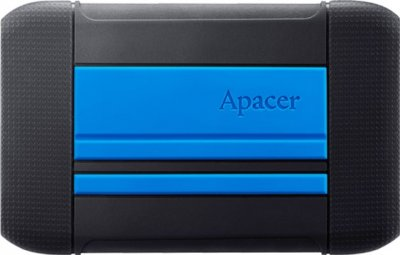 "Жесткий диск Apacer AC633 5TB 5400rpm 8MB AP5TBAC633U-1 2.5"" USB 3.2 Speedy Blue"