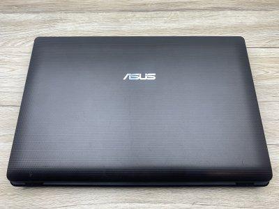 Ноутбук Б/У Asus k73s 17.3 HD+/ i5-2410M 2(4)x 2.9GHz/ GT540M 1Gb/ RAM 4Gb/ SSD 240Gb/ АКБ 48Wh/ Сост. 8