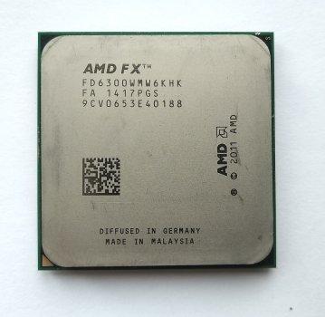 Процесор AMD FX-6300 3.5 GHz sAM3+ Tray 95w (FD6300WMW6KHK) Vishera Б/У