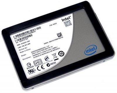 SSD 80GB Intel X25-M 2.5