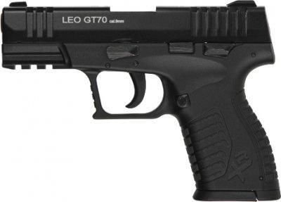 "Пістолет сигнальний Carrera Arms ""Leo"" GT70 Black (1003407)"
