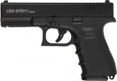 """Пістолет сигнальний Carrera Arms """"Leo"""" GTR17 Black (1003415)"""