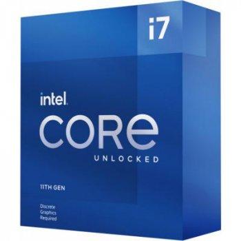 Процесор INTEL Core™ i7 11700KF (BX8070811700KF)