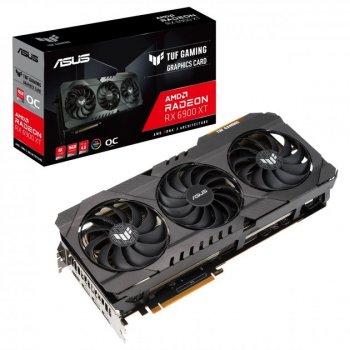 Відеокарта ASUS Radeon RX 6900 XT 16Gb TUF OC GAMING (TUF-RX6900XT-O16G-GAMING)