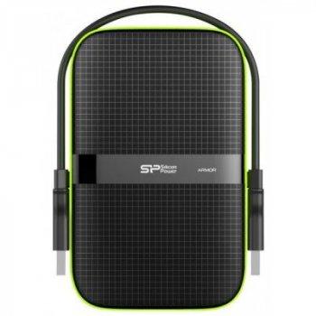 """Зовнішній жорсткий диск 2.5"""" 5TB Silicon Power (SP050TBPHDA60S3K)"""