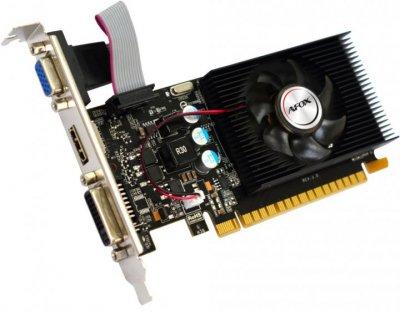 Відеокарта AFOX GeForce GT220 Low Profile (AF220-1024D3L2)