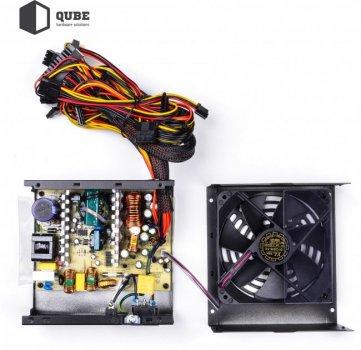 Блок живлення QUBE 700W (QBC-GPM-700W-80B)