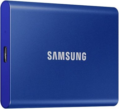 Накопичувач SSD USB 3.2 500GB T7 Samsung (MU-PC500H/WW)