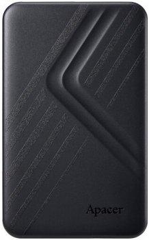 Жорстку зовнішній диск Apacer AC236 2TB USB 3.1 Black (AP2TBAC236B-1)