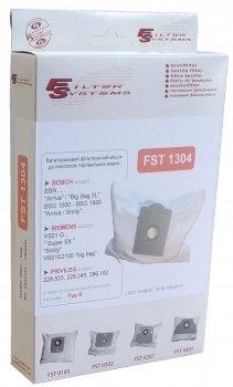 Багаторазовий мішок Filter Systems FST 1304 (аналог Type K) для пилососів BOSCH / SIEMENS / PRIVILEG