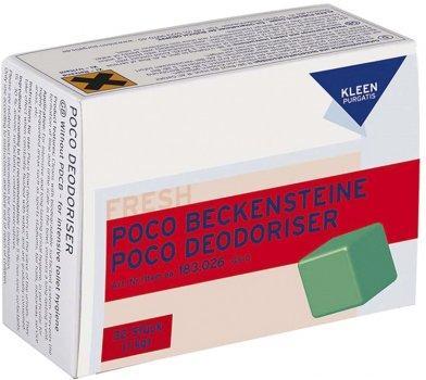 Засіб для пісуарів Kleen Purgatis Poco Deodoriser 32 кубики (4250224501944)