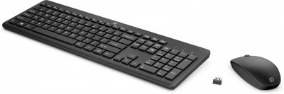 Комплект бездротовий HP 235 Wireless Keyboard and Mouse Combo (1Y4D0AA)
