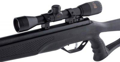Гвинтівка пневматична Beeman Longhorn (приціл 4х32)