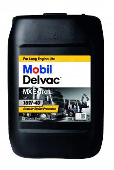 Моторна олива Mobil Delvac MX Extra 10W-40 20 л