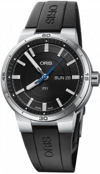 Чоловічі годинники Oris 735.7752.4154 RS