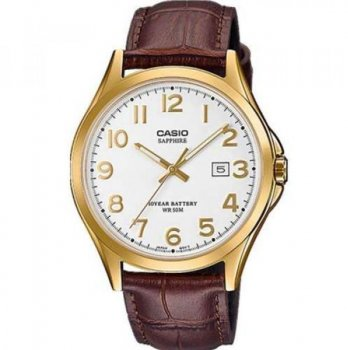 Чоловічі годинники Casio MTS-100GL-7AVEF