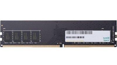 Пам'ять DDR4 RAM 8GB Apacer 2400MHz PC4-19200 (EL.08G2T.GFH)