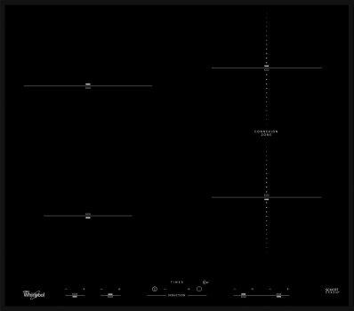 Варильна поверхня газова WHIRLPOOL ACM932 BA