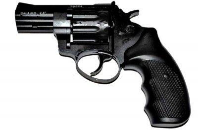 "Револьвер под патрон Флобера STALKER 3"" S черн. рук."