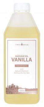 Профессиональное массажное масло «Vanilla» 1000 ml