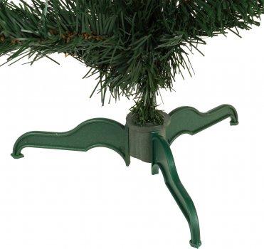 Штучна ялинка Supretto 58 см новорічна Зелена (4524)