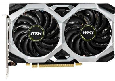Відеокарта MSI GeForce GTX 1660 VENTUS XS 6G OC 6GB GDDR5 (192bit) (GeForce GTX 1660 VENTUS XS 6G OC)