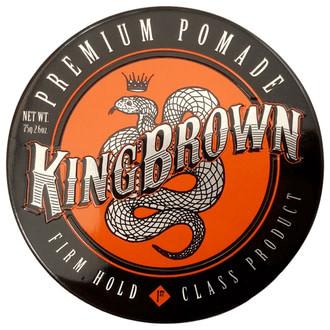 Помада для укладання волосся King Brown Premium Pomade 75 г