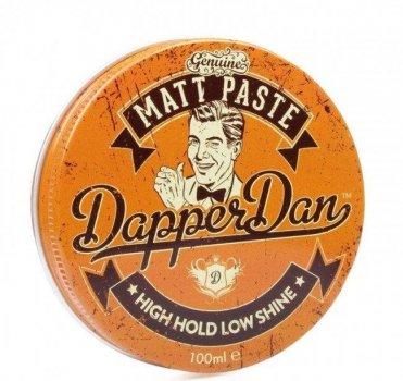 Паста для укладання волосся Dapper Dan Matt Paste 100 мл