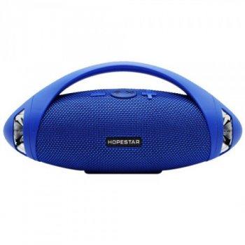 Портативная колонка Hopestar H37 Blue 1239