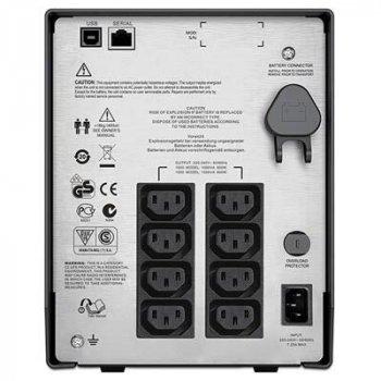 Джерело безперебійного живлення APC Smart-UPS C 1000VA LCD 230V (SMC1000I)