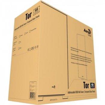 Корпус AeroCool TOR RGB TG (4718009157187)