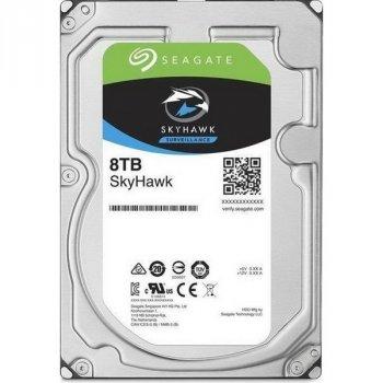 "Жорсткий диск 3.5"" 8Tb Seagate ST8000VX004 SkyHawk Factory recertified"