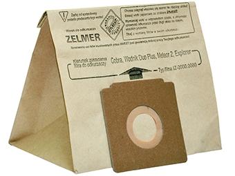 Пилозбірники (мішки) паперові для пилососів INVEST IZ-2000.0290