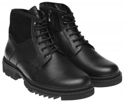 Ботинки Caman 75337/54-1 Черные