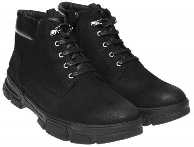 Ботинки Caman 80342/31-172 Черные