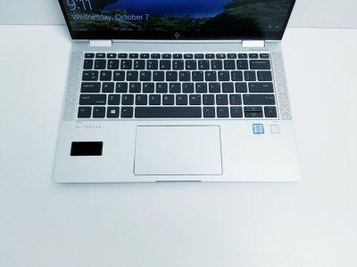 Сенсорний ультрабук HP EliteBook x360 1030 G3 FHD SureView IPS i5-8350U (4 ядра) 16GB SSD512GB Б/У