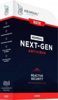 Антивирус Heimdal Next-Gen Antivirus Home 5 dev