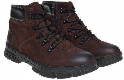 Ботинки Caman 80346/67-172 Коричневые