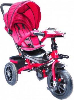 Велосипед трехколесный Ardis Twist Красный (0478-1)