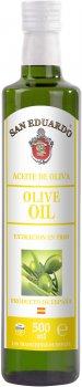 Оливковое масло San Eduardo Рафинированное 500 мл (5060235658921)